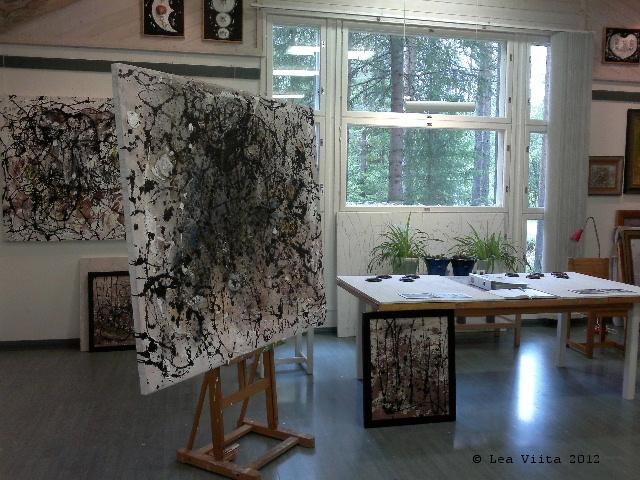 KESÄNÄYTTELY Viita-galleriassa 2012